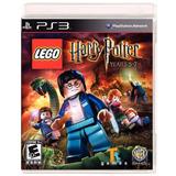 Lego Harry Potter: Años 5-7 Ps3 Warner Bros