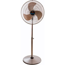 Ventilador De Pie Bonn B110 Metalic Aloise Virtual