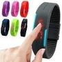 Reloj Led Digital Slim Touch Táctil Nuevo Diseño Ultraslim