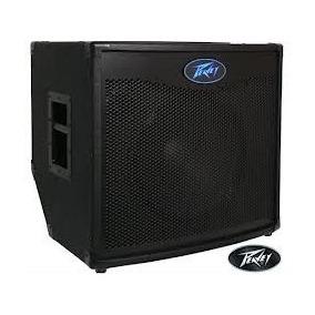 Amplificador Para Bajo Peavey Tnt 115 600 Watts