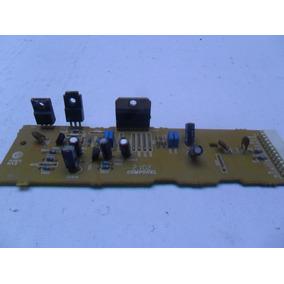Placa Amplificador Som Gradiente 30/2