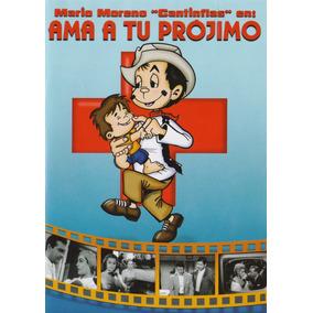 Ama A Tu Projimo Mario Moreno Cantinflas 1958 Pelicula Dvd