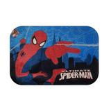 Tapete Infantil 0,80x1,20 Spiderman Cidade Jolitex Ternille