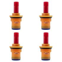 Registro Reparo Torneira Elétrica Hydra Lumen Kit 4 Unidades
