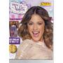 Violetta 2014 Album Completo Las 192 Figuritas A Pegar