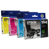 Kit 4 Cartuchos Epson 194 T194 Para Xp104 Xp204 Xp-214 204
