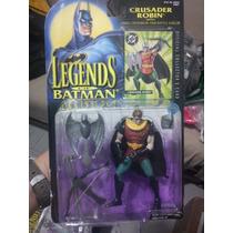 Crusader Robin Legends Of Batman Kenner