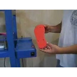 Projeto Maquina De Fabricar Chinelo Eletrica E Manual Juntos