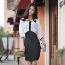 Vestido Casual Juvenil Elegante, Estilo Japonés 460