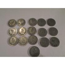 Argentina: Monedas De 5 Ctvs Años 1920 - 1942