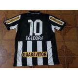 Camisa Botafogo Preta Jogo 10 Seedorf Tamanho G - Camisas de Times ... f709ab415fcf4