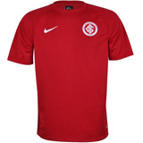 Camiseta Internacional Nike Seguidor Masculina Oficial