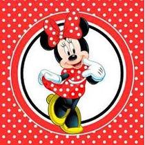 Minnie Mouse Mimi Kit Imprimible Todo Para Fiesta Nuevo 2017