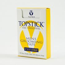 Fita Para Cabelo Hairpiece Tape Topstick 1 X 3 Strip