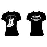 Polos Metallica By Request Tour 2014, Lima, Perú