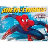 Cotillón De Cumple De Spiderman Para 20 Chicos-
