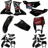 Kit De Carenagem Adesivado - Yamaha Xt 600 - 1997 À 04