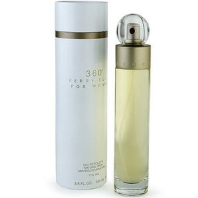Perfume 360 Graus For Women Feminino Edt 100ml - Perry Ellis