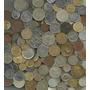 Interesante Lote De 1 Kilo De Monedas Extranjeras + Regalos!