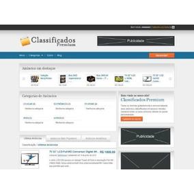 Site Classificados Classipress + Mod. Pagamentos + Pt-br