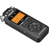 Grabadora De Audio Profesional Tascam Dr05 Digital Portátil