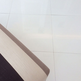 Porcelanato Piso Sanlorenzo White Pulido Rectif Blanco Envío