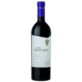 Vino Los Helechos Malbec De Malbecs Caja 6 X 750ml