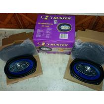 Auto Falante H Buster 6x9 Quadriaxial 4 Vias Qb 6900 400w