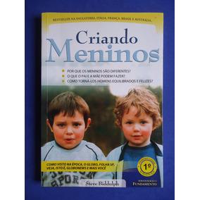 Livro Criando Meninos De Steve - Livros no Mercado Livre