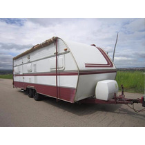 Trailer Karmann Ghia Kc 640 - 1990 - Motor-home- Itu Trailer
