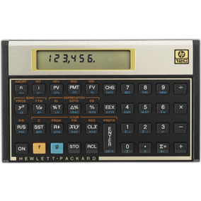 Calculadora Financeira Hp12c Gold Original Lacrada Português