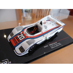 Porsche 936 Martini Ganador Le Mans 1976 Ickx