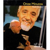 Cd Paulo Coelho - Livro Onze Minutos - Novo***