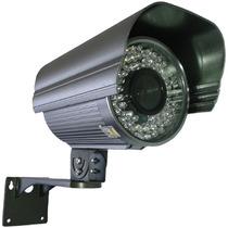 Camera Circuito Fechado Infra Vermelho Ccd Sony 680 Linhas