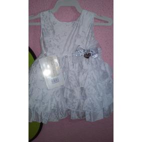 Vestido Festa Cattai - Infantil - Tamanho P M G