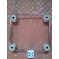 Kit Resistencia Chocadeira 110v + 4 Isoladores + 1 Sindal.