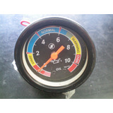 Reloj Presión De Aceite Mecánico Auto Gauge