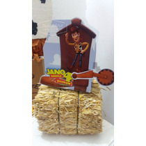 Cajitas Golosineras Woody Toy Story X 10 Uds