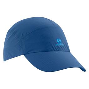 Gorra Salomon Waterproof Unisex Azul