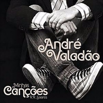 Cd André Valadão - Minhas Canções Rr Soares - D Trono Orig