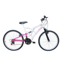 Bicicleta Mormaii Aro 26 Full Fa 240 18v. - (frete Grátis)
