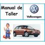 Manual De Taller Reparación Volkswagen Gol 95