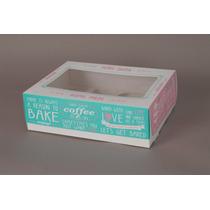 Cajas Para Cupcakes X 12 (pack X20) Hermosas!
