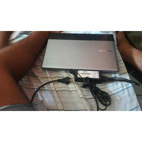 Vendo Notebook Samsung 2 Gigas Semi Novo