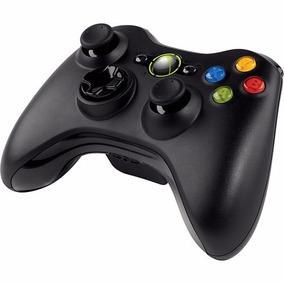 Controle Xbox 360 Wireless S Fio 100% Original Microsoft