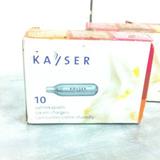 Cartuchos Para Crema Chantilly Kayser 10 Unds