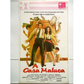 Cartazete/sinopse Do Filme A Casa Maluca