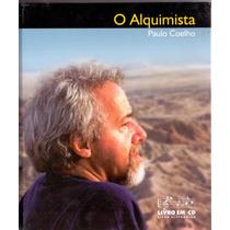 Cd Paulo Coelho - Livro O Alquimista - Novo***