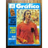 Revista El Gráfico Nº 2856, Año 1974 - Argentina