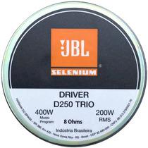 Driver Selenium D250trio 200w D250 Trio Oferta Loja Kadu Som